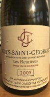 Nuits-Saint-Georges Les Fleurieres 2005 JJ Confuron Web.jpg
