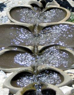 dynamising fountain