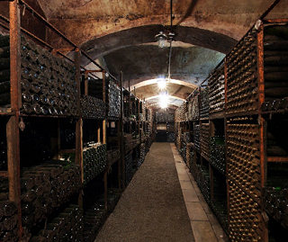 13th century cellars