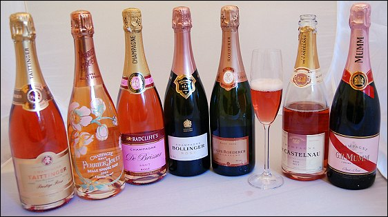 Of Course There Are Plenty Sparkling Wines Other Than Champagne That Give Pleasure I Quite Enjoyed The Frivolity Off Dry Kir Royale Like Pink