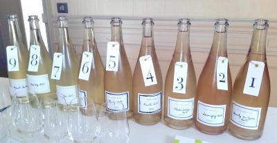 Vines clair