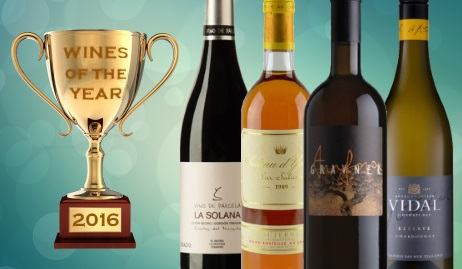 Wines of the Year 2016 | wine-pages
