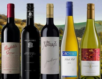 Ultimate Australia wines