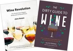 natural wine books