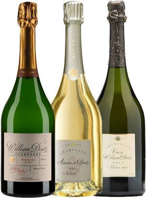 Deutz bottles