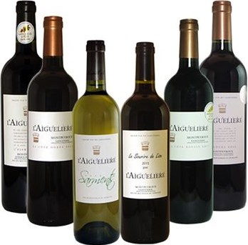Aigueliere wines