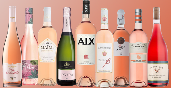 rose wine roundup 2018