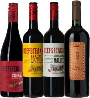 beefsteak bottles