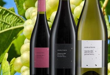 Akrathos Wine