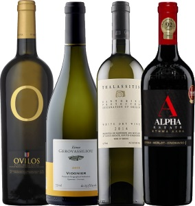 novum greek wines