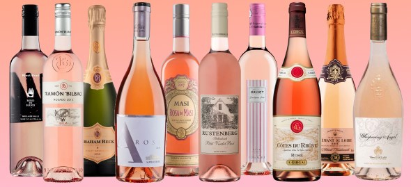 Rose Wine Roundup