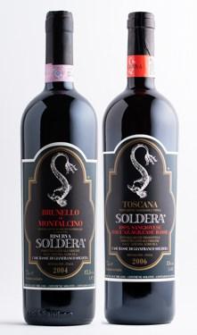 Soldera wines
