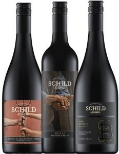 Schild bottles