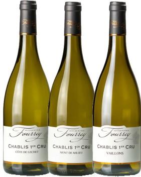 3 Premier Cru wines