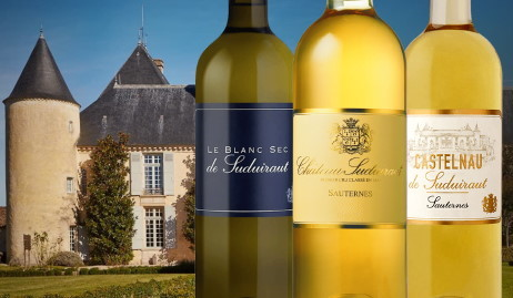 Liquid gold: Château Suduiraut | wine-pages